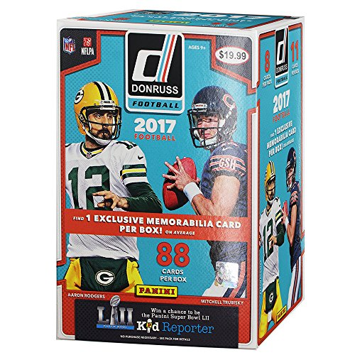 Panini Retail Box Collectible Card (Games Tickets Football College)