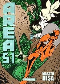 Area 51, tome 4 par Masato Hisa