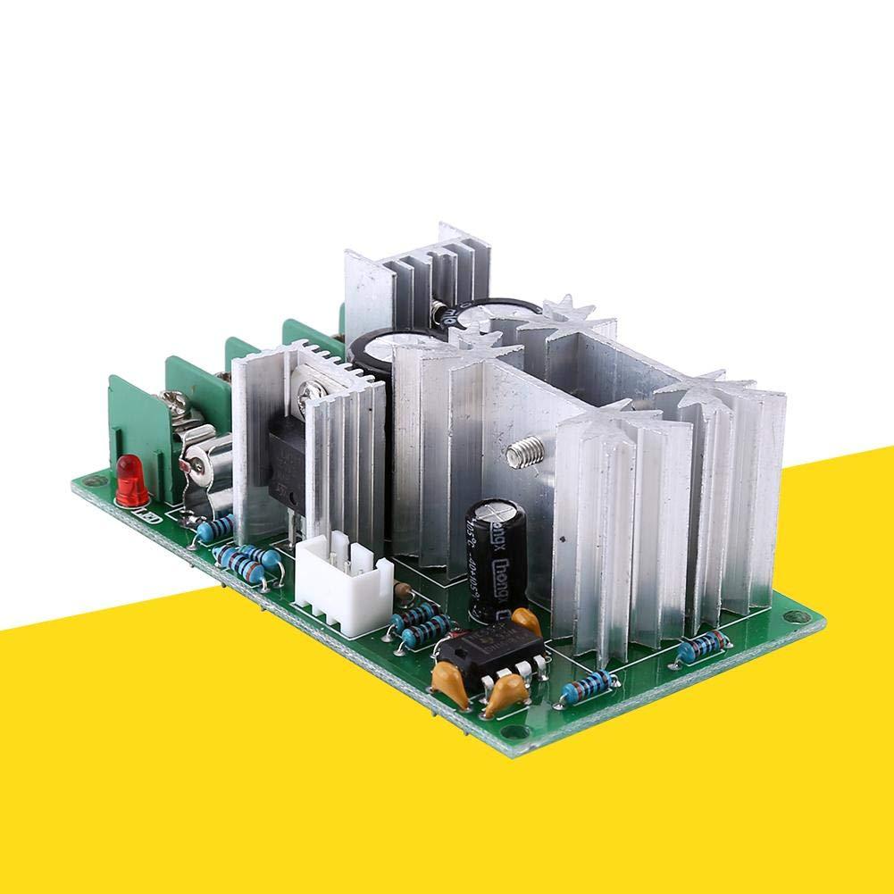 DC Motor Speed Controller PWM Motor Speed Regulator 20A DC10-60V Adjustable Voltage Regulator Switch Module