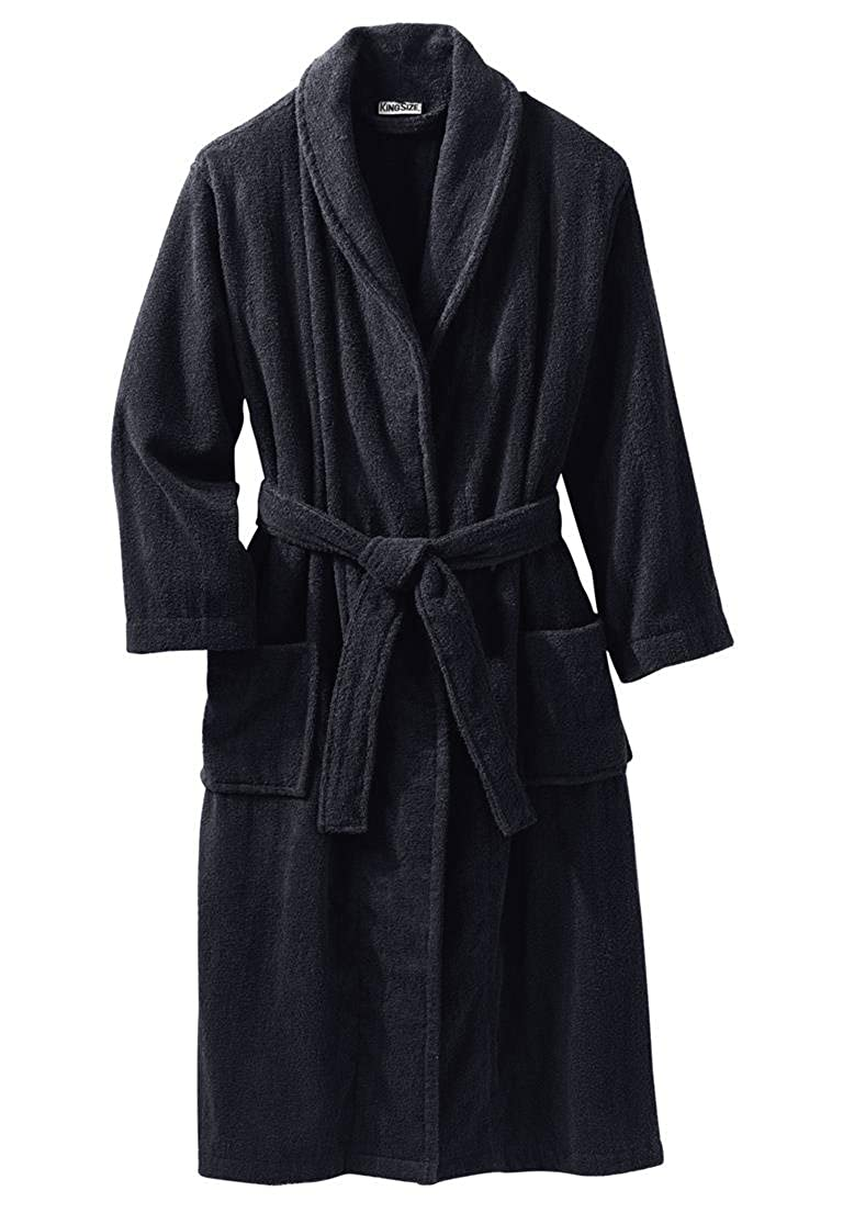 Mens Terry Cloth Robe Big And Tall