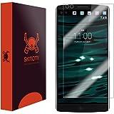 LG V10 Screen Protector, Skinomi TechSkin Full Coverage Screen Protector for LG V10 Clear HD Anti-Bubble Film