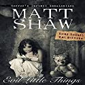 Evil Little Things: A Tale of Horror and Possession Audiobook by Matt Shaw Narrated by Julian Seager