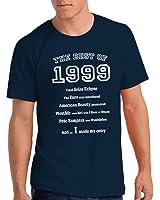 The Best of 1999 - T-shirt cadeau pour le 18e anniversaire - Hommes
