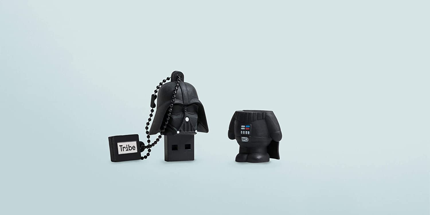 Llave USB 8 GB Darth Vader - Memoria Flash Drive 2.0 Original Star ...