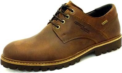 TALLA 42.5 EU. camel active University GTX 11, Zapatos de Cordones Derby Hombre