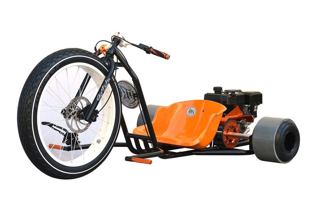 baodiao dtg005 Drift trike triciclo Gang 3 ruedas a la deriva ...