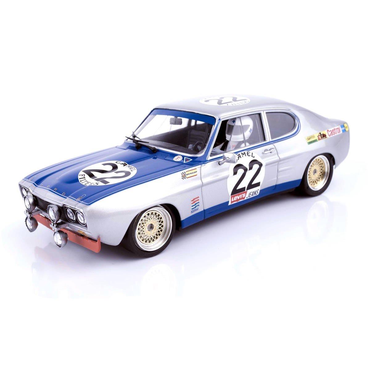 SRC 00308 Ford Capri 2600 RS - 1ordm; 24H Spa-Francorchamps 1971 - A. Soler-Roig  D. Glemser