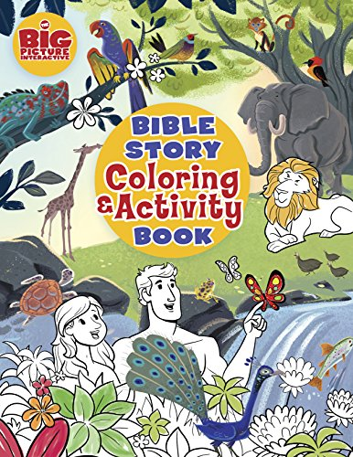Bible Story Coloring and Activity Book (The Big Picture Interactive / The Gospel Project)
