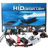 HID Xenon Ballast Conversion kit Replacement DC 12V H11 6000K Xenon Light bulbs Headlight 55Watts