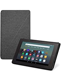"Fire 7 Tablet (7"" display, 16 GB) - Black + Amazon Standing Case (Charcoal Black)"