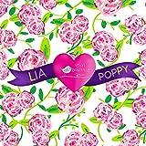Craft Vinyl Lilly p Inspired Vinyl, Lilly Inspired, Lilly Vinyl, htv Vinyl, Vinyl Rolls Lilly p, Impression Must Lia Poppy Vinyl Sheet -3
