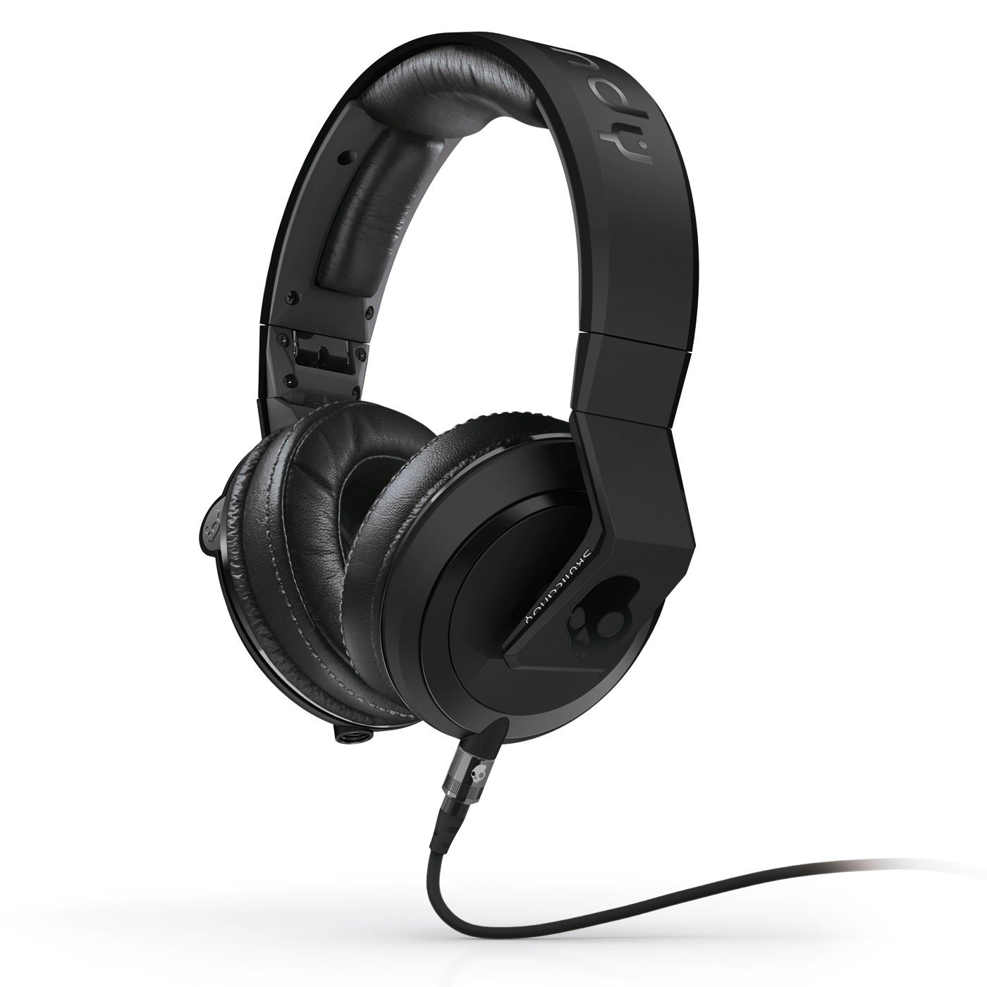 Skullcandy Mix Master Headphones with DJ Capabilities and 3 Button Mic, Matte Black