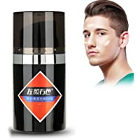 Men's BB Cream, Concealer + Makeup + Pink + Isolation, Clear and Flawless, Natural Nude Makeup(Natural)