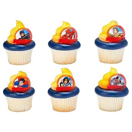 Amazon.com: Baking Addict Cupcake Topper Decorations Cake Pop ...