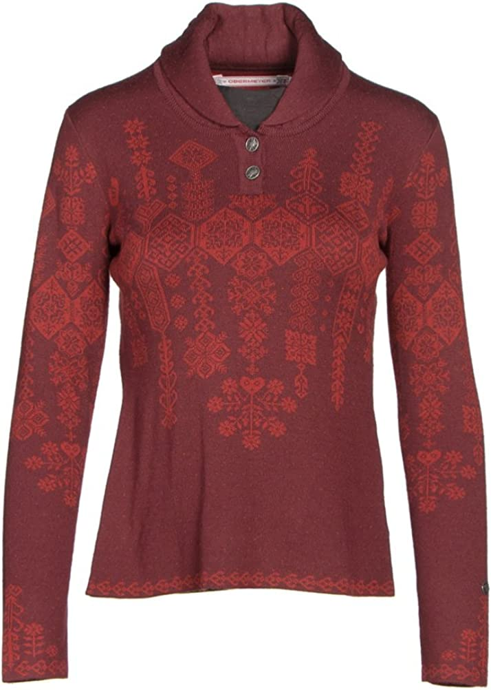TALLA XS. Obermeyer Cabina de la Mujer Knit Pullover