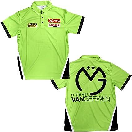 XQmax Vincent Van Der Voort Replica Shirt