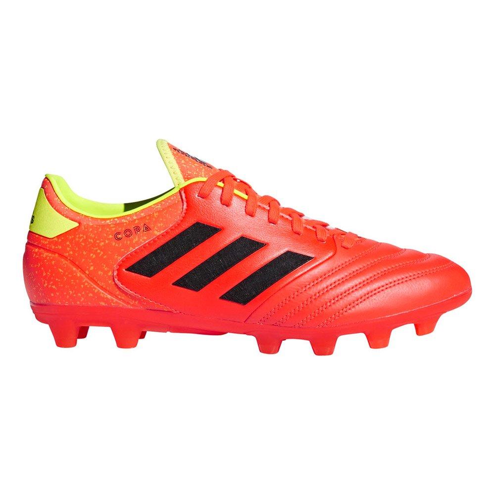 adidas(アディダス) メンズ サッカースパイク コパ 18.2 ジャパン HG BB6900 B07DNR7QXTソーラーレッド 27.5