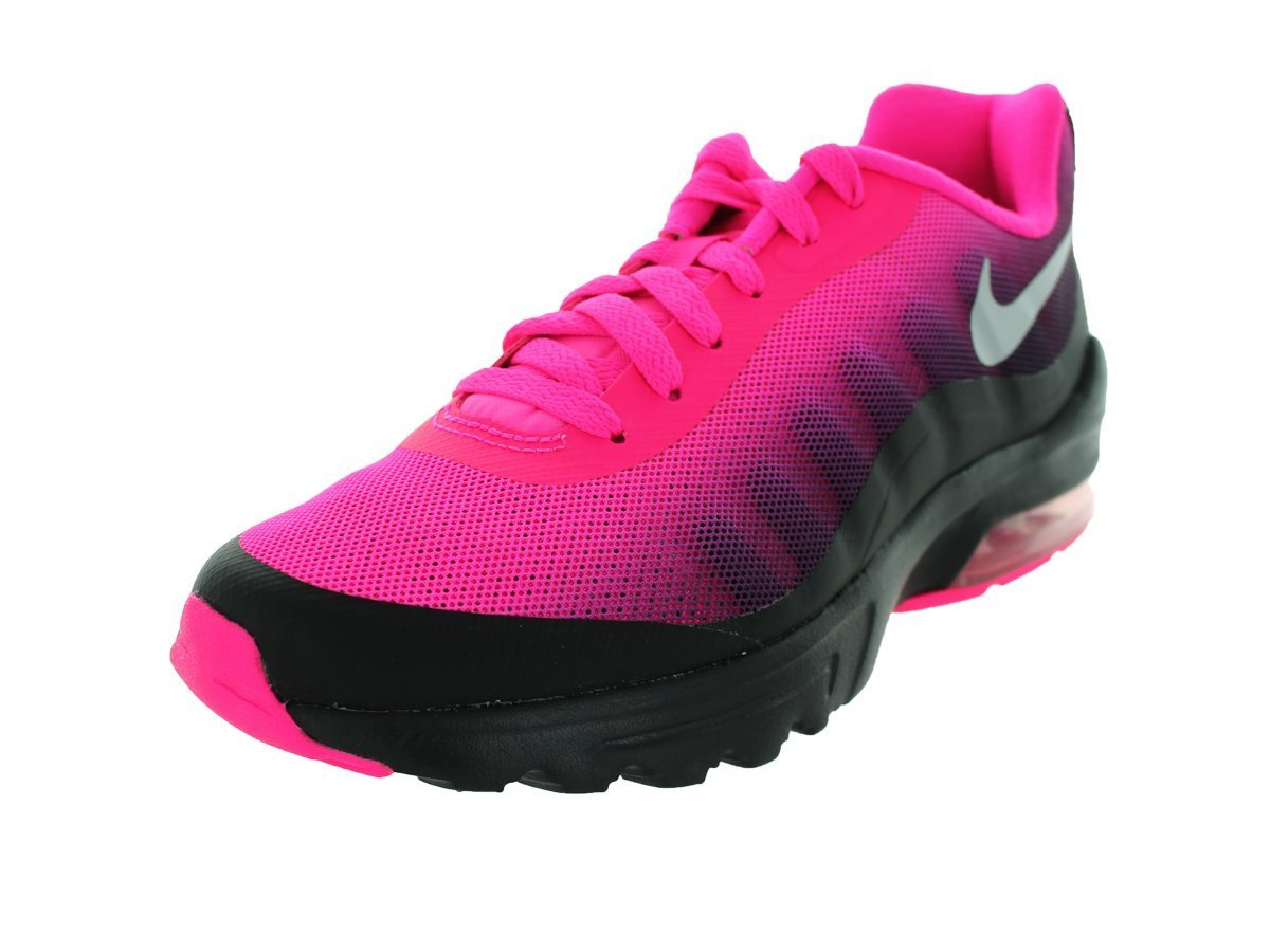 afa8c71738 Galleon - Nike Women's Air Max Invigor Print Black/Metallic Silver/Pink  Fl/SPRT Fc Running Shoe 9.5 Women US