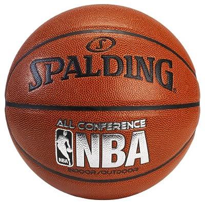 74-803E Spalding NBA All Conference PU Composite Basketball
