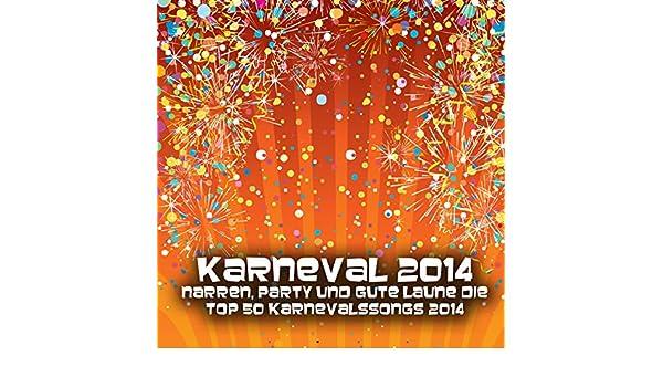 karnevalssongs