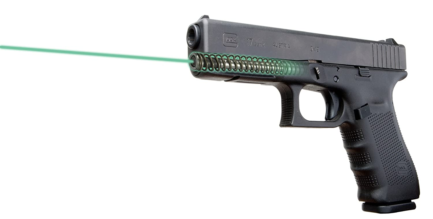 Guide Rod Laser (Green) For use in Glock 17/34 (Gen4) Crosman LMS-G4-17G