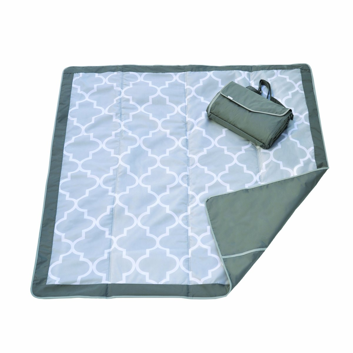 Jj Cole Outdoor Blanket, 5'X'5 Stone Arbor