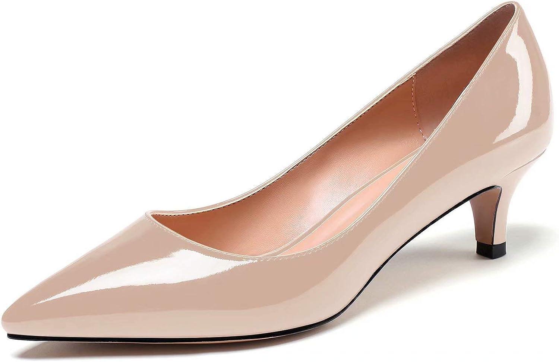 Comfort Dress Shoes 2 Inches Heels