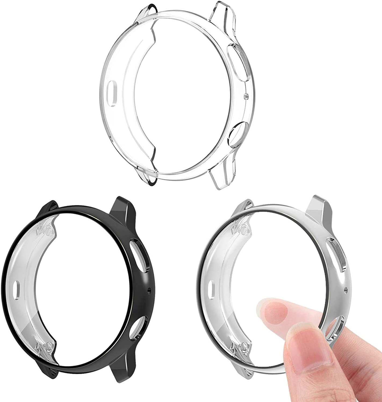 Protectoras de pantalla Galaxy Watch Active2 de 40mm 44mm-3u