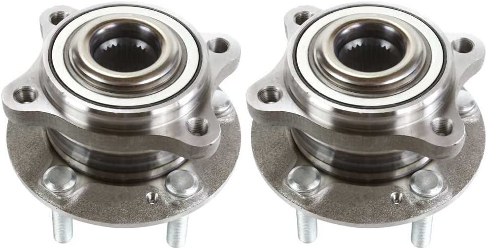 AutoShack HB612225 Rear Wheel Hub Bearing Assembly