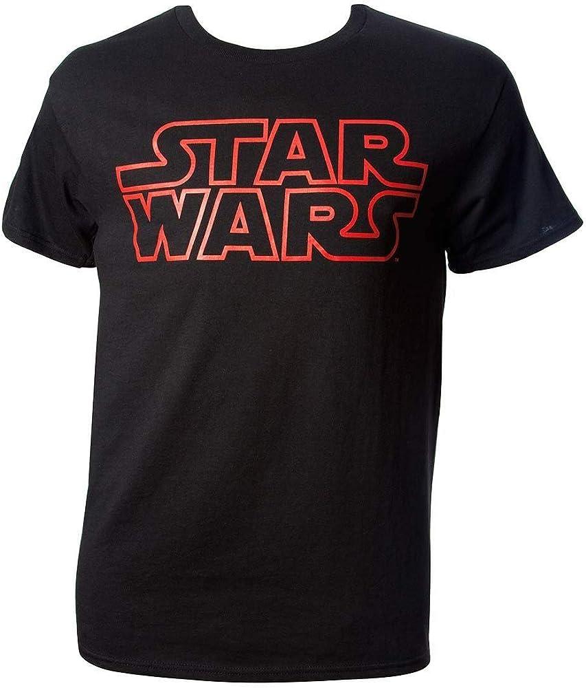 Nololy El Logo Rojo Hombre, de Star Wars, para Hombre, 100 ...