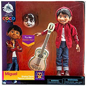 Amazon Com Disney Coco Singing Miguel Figure Home Amp Kitchen