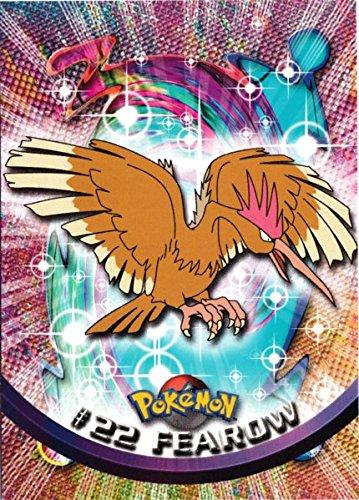 Amazon.com: Pokemon Card – Fearow # 22 – Topps: Toys & Games