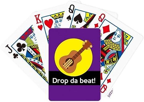 DIYthinker Hip Hop - Juego de Mesa de póquer con Apertura de música: Amazon.es: Deportes y aire libre