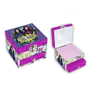 Amazoncom Kids Euroswan Disney WD16756 Jewelry Box with Mirror