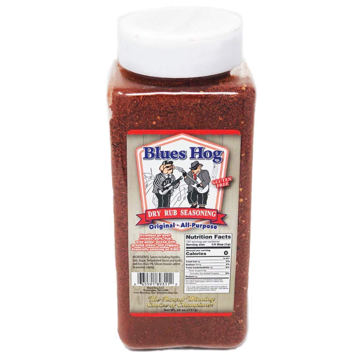 Blues Hog Original Dry Rub Seasoning (26 oz.)