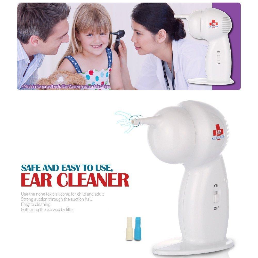 Amazon.com: Limpiador de oídos Cera Remover Eliminación de ...