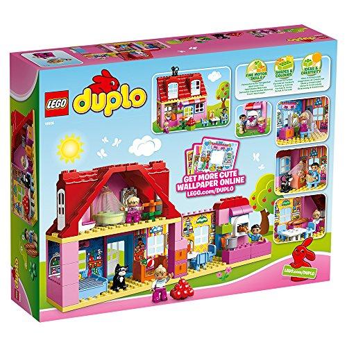 35e13fbefb5dd LEGO DUPLO - 10505 La Maison  Amazon.fr  Jeux et Jouets