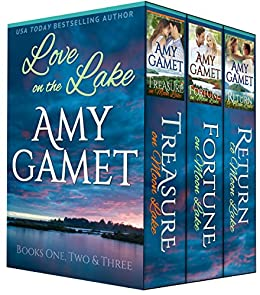 Love on the Lake Boxed Set by [Gamet, Amy]