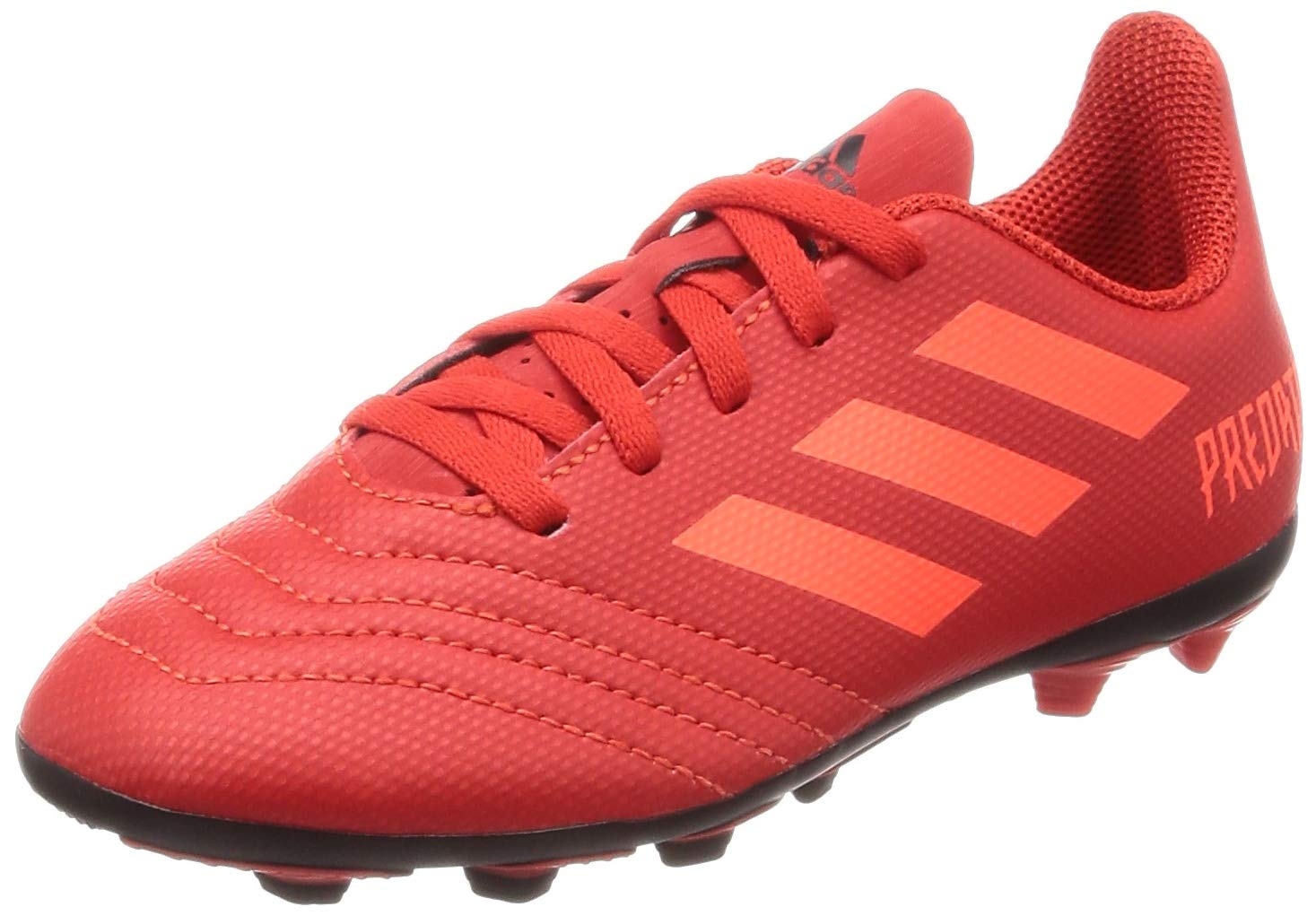 56b2156b7 adidas Predator 19.4 FG Firm Ground Kids Football Soccer Boot Initiator   Amazon.co.uk  Sports   Outdoors