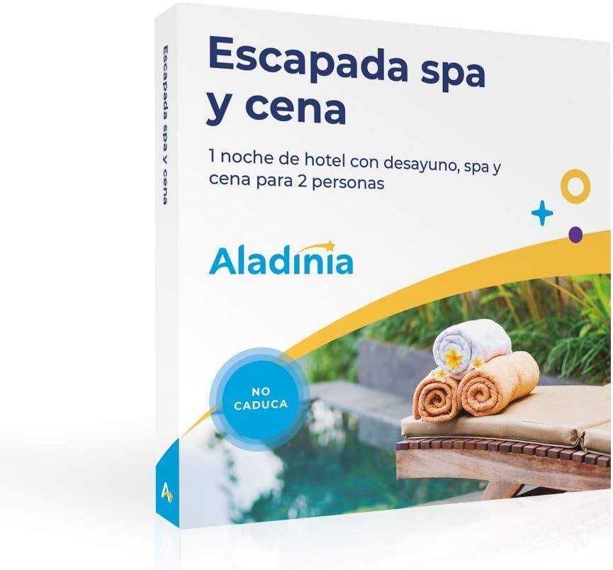 aladinia escapada spa y cena