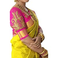 Great Indian Festival Saree For Women Party Wear Half Sarees Offer Designer Below 500 Rupees Latest Design Under 300 Combo Art Silk New Collection 2019 In Latest With Designer Blouse Beautiful For Women Party Wear Sadi Offer Sarees Collection Kanchipuram Bollywood Bhagalpuri Embroidered Free Size Georgette Sari Mirror Work Marriage Wear Replica Sarees Wedding Casual Design With Blouse Material
