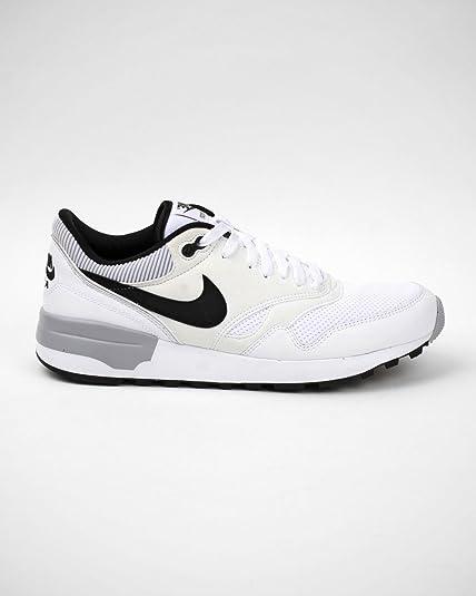 Nike 652989 101 - Zapatillas para Hombre Blanco Blanco Size: 40: Amazon.es: Zapatos y complementos