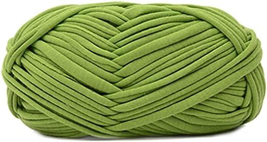 P12cheng Ovillo de Lana Gruesa y Suave, 100 g, Hilo de algodón ...