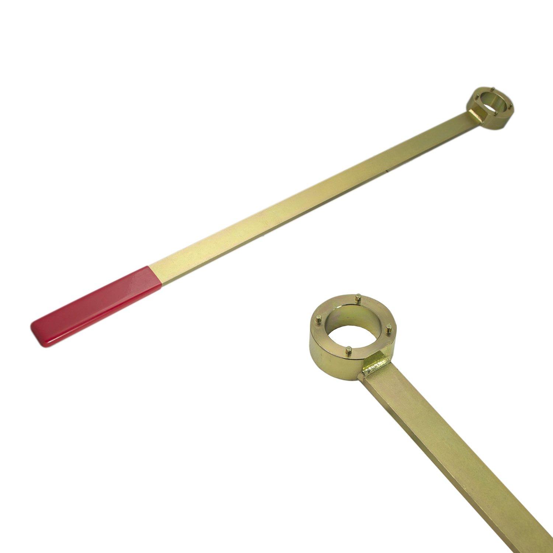 Crankshaft pulley holder like OEM T10355 GEPCO Advanced Technology