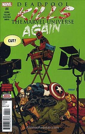 Deadpool Kills Deadpool #4  Marvel Comic Book  Nm