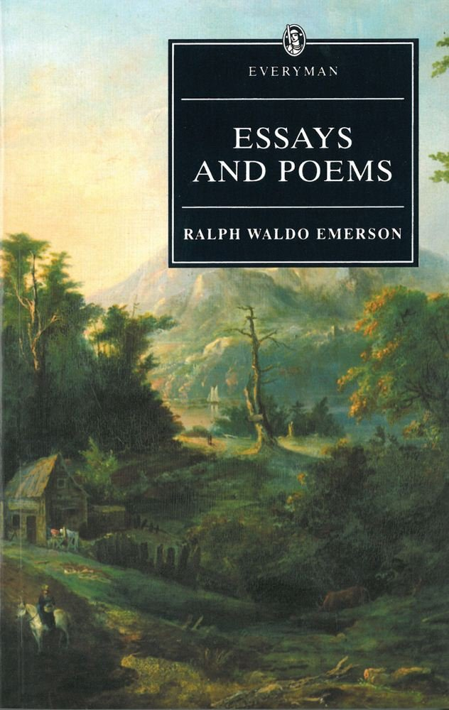 ralph waldo emersons essays Ralph waldo emerson was truly one of our great geniuses (hodgins 212.