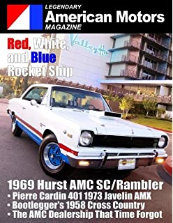 Amc javelin amx and muscle car restoration 1968 1974 restoration legendary american motors magazine premiere issue fandeluxe Image collections