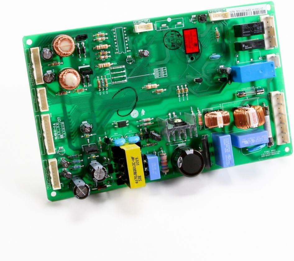 Lg EBR41531306 Refrigerator Electronic Control Board Genuine Original Equipment Manufacturer (OEM) Part