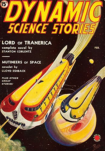 Dynamic Science Stories, February 1939