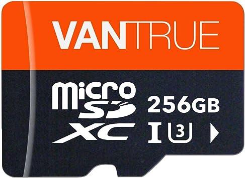 Amazon.com: Vantrue - Tarjeta micro SD (256 GB y 128 GB ...